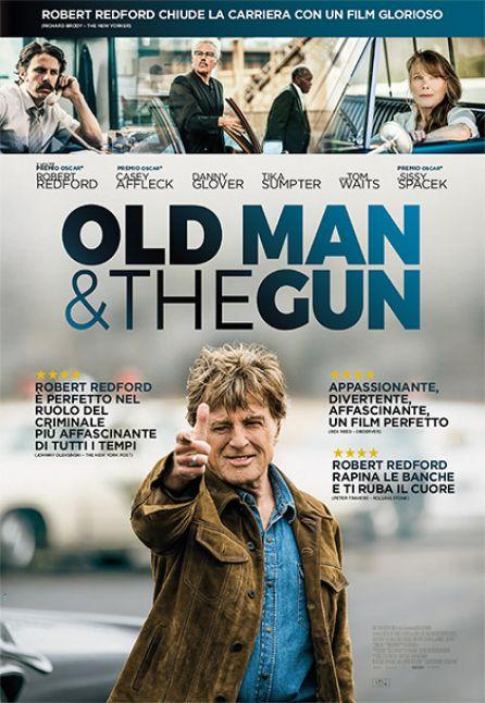 OLD MAN  eEe  THE GUN